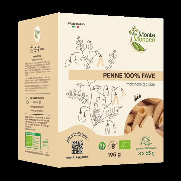 Penne 100% Fave Monte Monaco