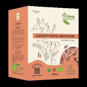 Laccetti 100% Lenticchie Monte Monaco
