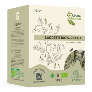 Laccetti 100% Piselli Monte Monaco